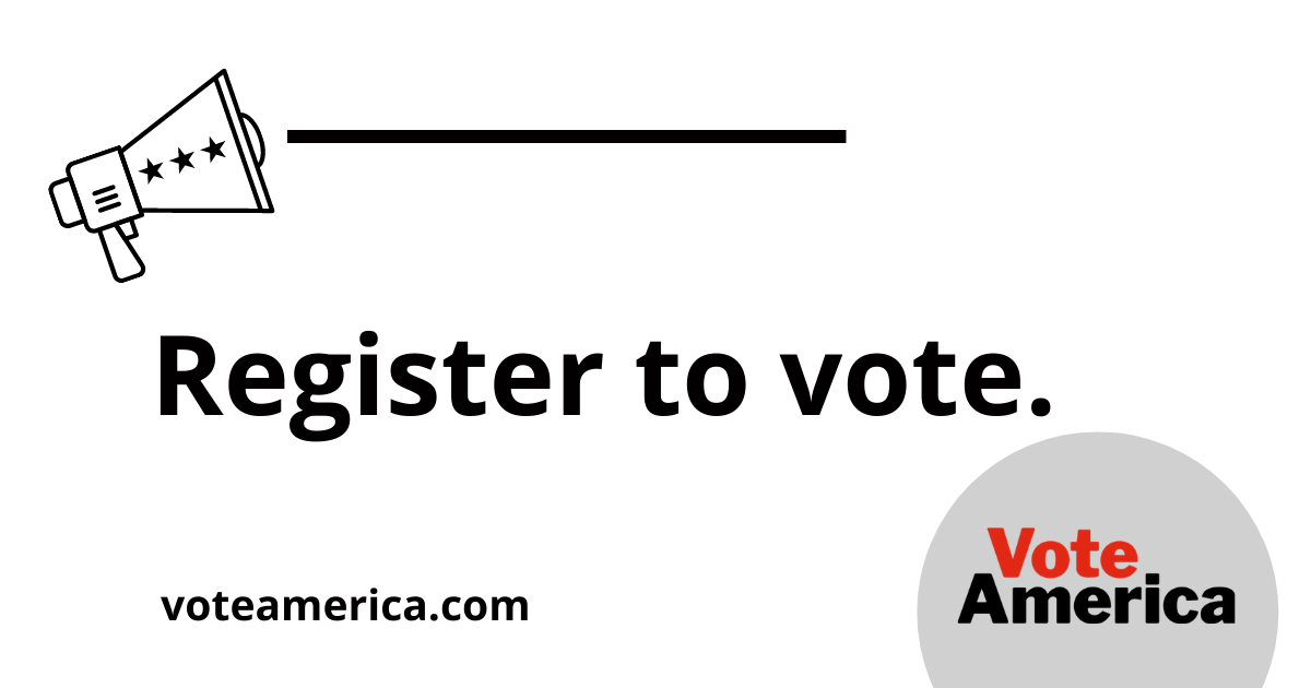 Register to Vote Online