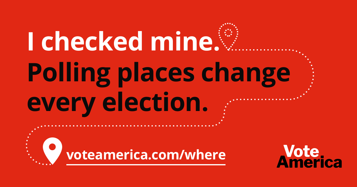 Where Is My Polling Place?
